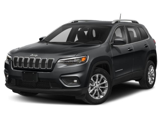 2021 Jeep Cherokee Latitude Plus Latitude Plus FWD Regular Unleaded I-4 2.4 L/144 [0]