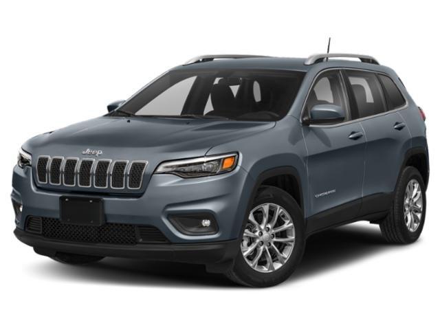 2021 Jeep Cherokee 80th Anniversary 80th Anniversary FWD Regular Unleaded V-6 3.2 L/198 [0]