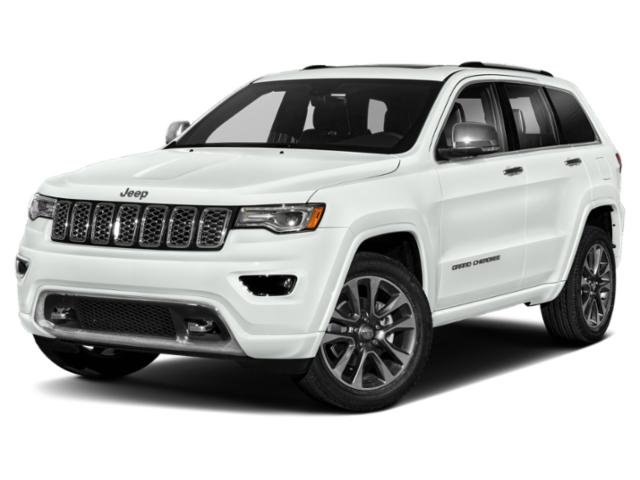 2021 Jeep Grand Cherokee Overland Overland 4x4 Regular Unleaded V-8 5.7 L/345 [10]