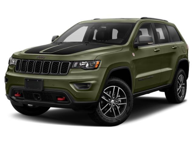 2021 Jeep Grand Cherokee Trailhawk Trailhawk 4x4 Regular Unleaded V-6 3.6 L/220 [3]