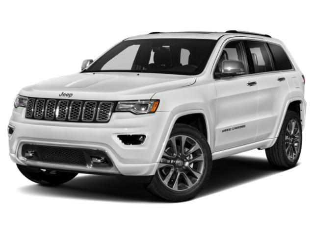 2021 Jeep Grand Cherokee Overland Overland 4x4 Regular Unleaded V-6 3.6 L/220 [19]