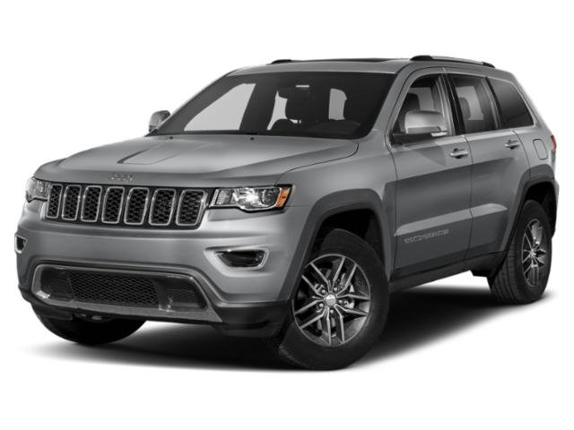 2021 Jeep Grand Cherokee Limited Limited 4x4 Regular Unleaded V-6 3.6 L/220 [49]