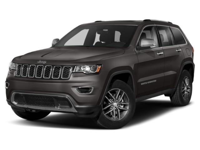 2021 Jeep Grand Cherokee Limited Limited 4x4 Regular Unleaded V-6 3.6 L/220 [9]