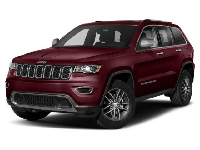 2021 Jeep Grand Cherokee Limited Limited 4x4 Regular Unleaded V-6 3.6 L/220 [17]