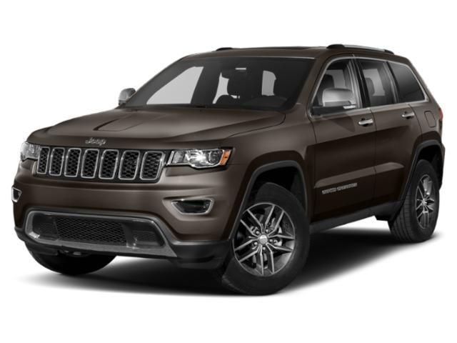 2021 Jeep Grand Cherokee 80th Anniversary 80th Anniversary 4x2 Regular Unleaded V-6 3.6 L/220 [13]