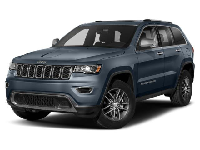 2021 Jeep Grand Cherokee Limited Limited 4x4 Regular Unleaded V-6 3.6 L/220 [1]