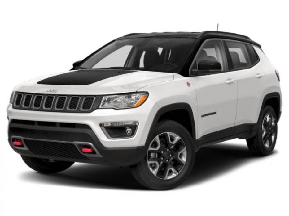 New 2021 Jeep Compass Trailhawk