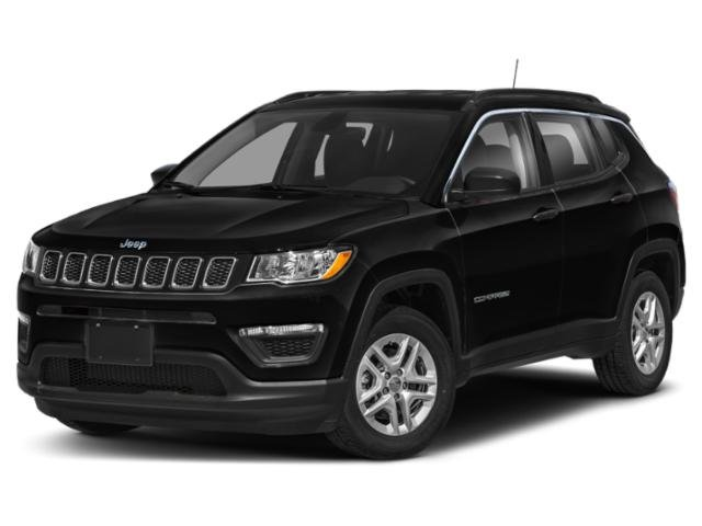 2021 Jeep Compass Latitude Latitude FWD Regular Unleaded I-4 2.4 L/144 [4]