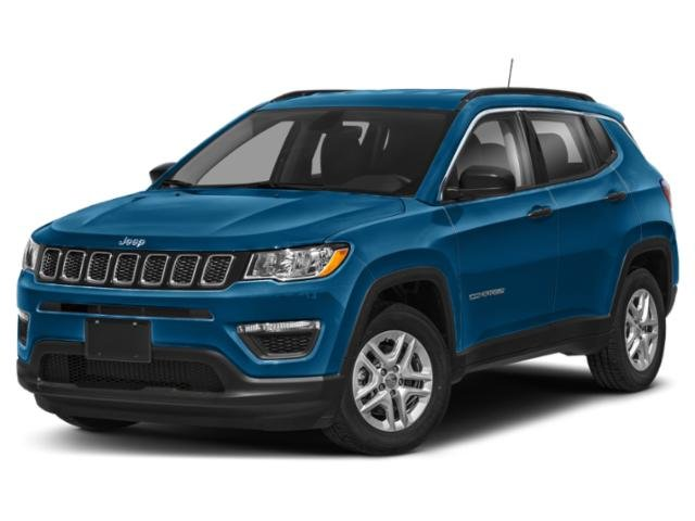 2021 Jeep Compass Sport Sport FWD Regular Unleaded I-4 2.4 L/144 [3]