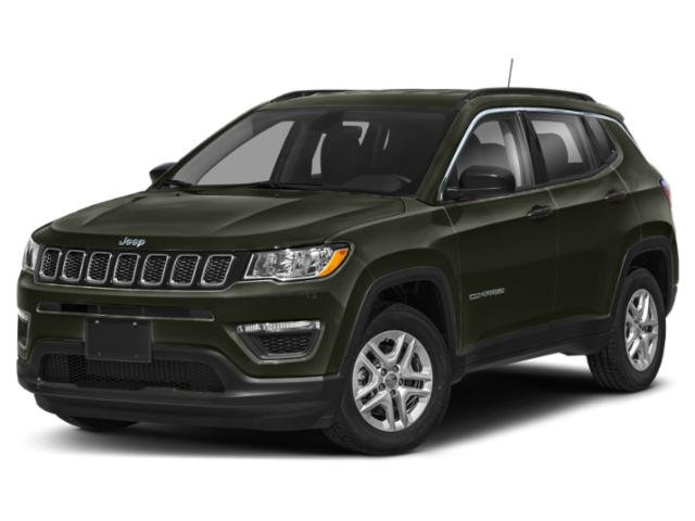 2021 Jeep Compass Latitude Latitude FWD Regular Unleaded I-4 2.4 L/144 [16]