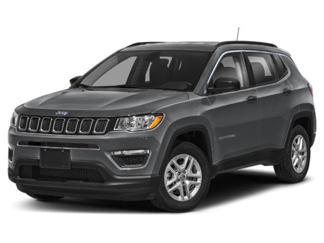 2021 Jeep Compass Sport Sport FWD Regular Unleaded I-4 2.4 L/144 [5]