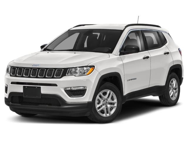2021 Jeep Compass Latitude Latitude FWD Regular Unleaded I-4 2.4 L/144 [0]
