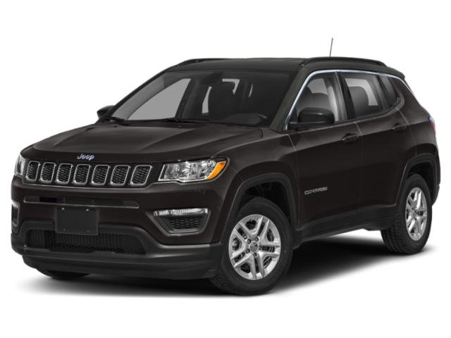 2021 Jeep Compass Altitude Altitude FWD Regular Unleaded I-4 2.4 L/144 [2]