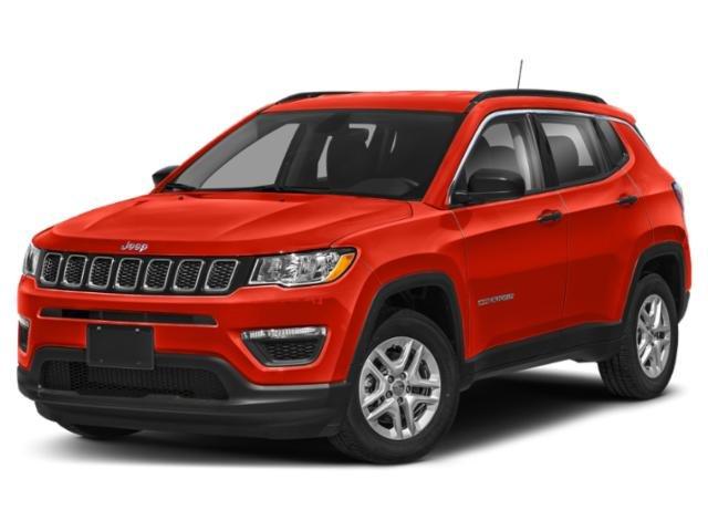 2021 Jeep Compass Sport Sport FWD Regular Unleaded I-4 2.4 L/144 [0]