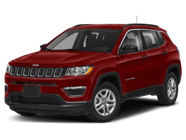2021 Jeep Compass Altitude Altitude FWD Regular Unleaded I-4 2.4 L/144 [6]