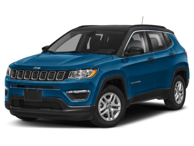 2021 Jeep Compass Altitude Altitude FWD Regular Unleaded I-4 2.4 L/144 [8]