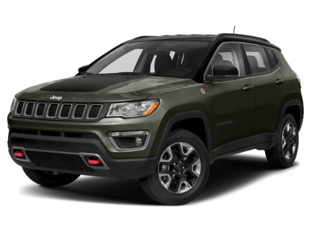 2021 Jeep Compass Trailhawk Trailhawk 4x4 Regular Unleaded I-4 2.4 L/144 [2]