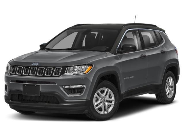2021 Jeep Compass Altitude Altitude FWD Regular Unleaded I-4 2.4 L/144 [7]