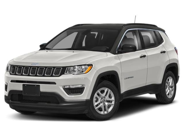 2021 Jeep Compass Limited Limited FWD Regular Unleaded I-4 2.4 L/144 [3]