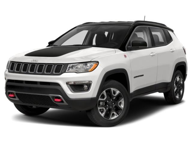 2021 Jeep Compass Trailhawk Trailhawk 4x4 Regular Unleaded I-4 2.4 L/144 [14]