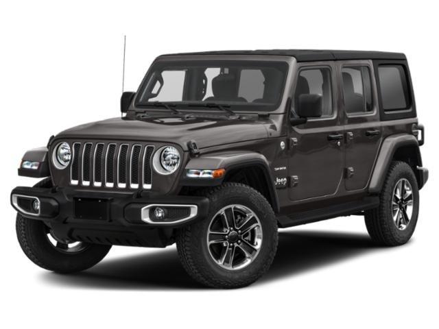 2021 Jeep Wrangler Unlimited Sahara Altitude Unlimited Sahara Altitude 4x4 Gas/Electric V-6 3.6 L/220 [6]