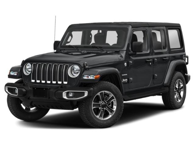 2021 Jeep Wrangler Unlimited Sahara Altitude Unlimited Sahara Altitude 4x4 Intercooled Turbo Premium Unleaded I-4 2.0 L/122 [13]