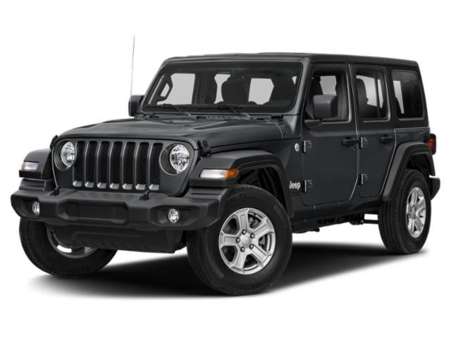 2021 Jeep Wrangler Willys Unlimited Willys 4x4 Regular Unleaded V-6 3.6 L/220 [10]