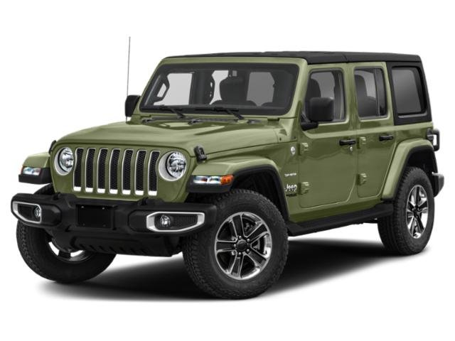 2021 Jeep Wrangler Unlimited Sahara Unlimited Sahara 4x4 Gas/Electric V-6 3.6 L/220 [8]
