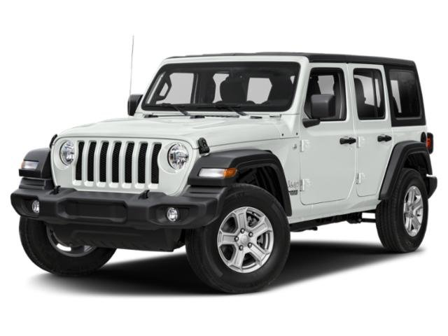 2021 Jeep Wrangler Sahara Unlimited Sahara Intercooled Turbo Premium Unleaded I-4 2.0 L/122 [9]