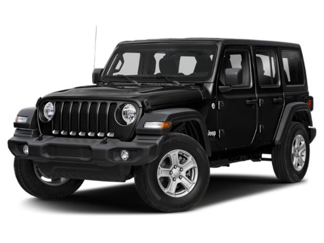 2021 Jeep Wrangler Sahara Unlimited Sahara Regular Unleaded V-6 3.6 L/220 [18]