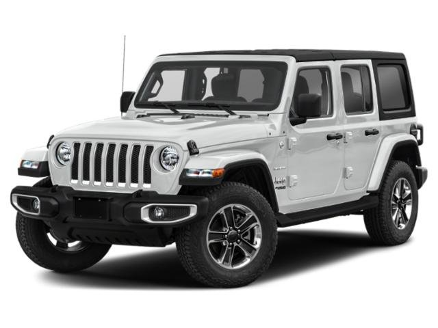 2021 Jeep Wrangler Unlimited Sahara High Altitude Sahara High Altitude Unlimited 4x4 Intercooled Turbo Premium Unleaded I-4 2.0 L/122 [4]