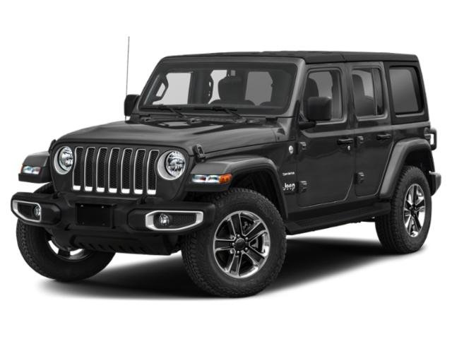 2021 Jeep Wrangler Unlimited Sahara High Altitude Sahara High Altitude Unlimited 4x4 Gas/Electric V-6 3.6 L/220 [9]