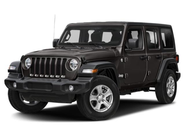 2021 Jeep Wrangler Unlimited Willys Unlimited Willys 4x4 Intercooled Turbo Diesel V-6 3.0 L/182 [4]