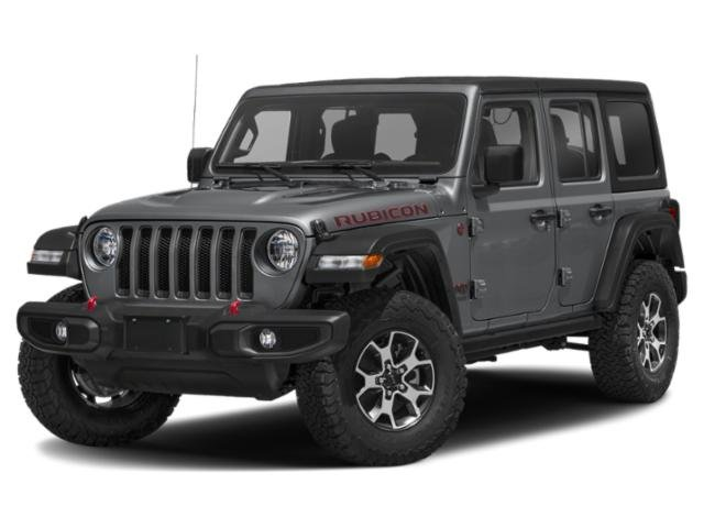 2021 Jeep Wrangler Rubicon Rubicon Unlimited 4x4 Intercooled Turbo Diesel V-6 3.0 L/182 [13]
