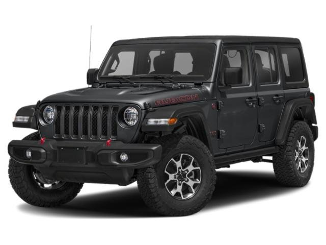 2021 Jeep Wrangler Rubicon Rubicon Unlimited 4x4 Regular Unleaded V-6 3.6 L/220 [7]