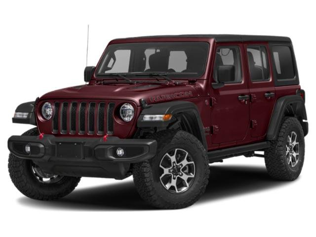 2021 Jeep Wrangler Rubicon Rubicon Unlimited 4x4 Intercooled Turbo Premium Unleaded I-4 2.0 L/122 [10]