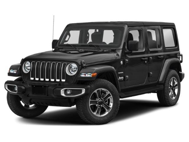 2021 Jeep Wrangler Unlimited Sahara Altitude Unlimited Sahara Altitude 4x4 Intercooled Turbo Premium Unleaded I-4 2.0 L/122 [4]