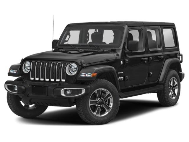 2021 Jeep Wrangler Rubicon Rubicon Unlimited 4x4 Intercooled Turbo Premium Unleaded I-4 2.0 L/122 [17]