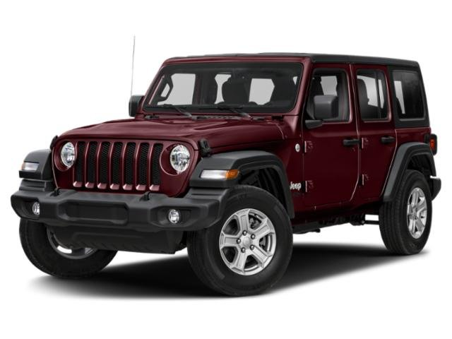 2021 Jeep Wrangler Unlimited Sport S Unlimited Sport S 4x4 Intercooled Turbo Diesel V-6 3.0 L/182 [12]