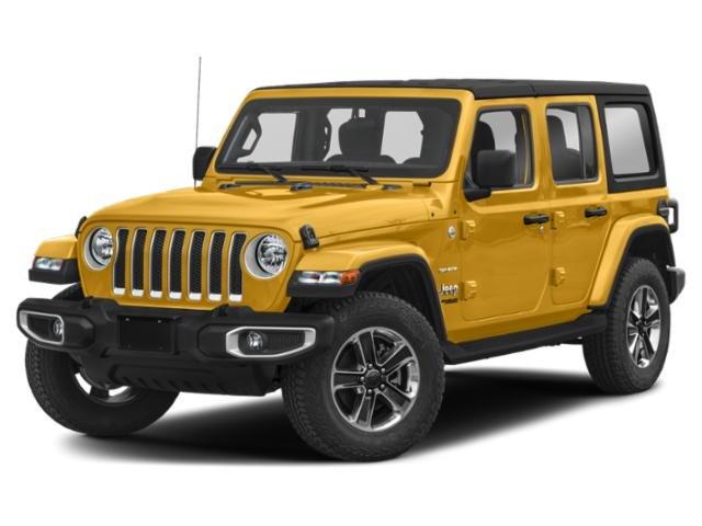 2021 Jeep Wrangler Rubicon Rubicon Unlimited 4x4 Intercooled Turbo Premium Unleaded I-4 2.0 L/122 [10]