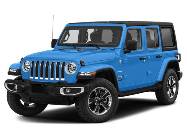 2021 Jeep Wrangler Islander Islander Unlimited 4x4 Intercooled Turbo Premium Unleaded I-4 2.0 L/122 [19]