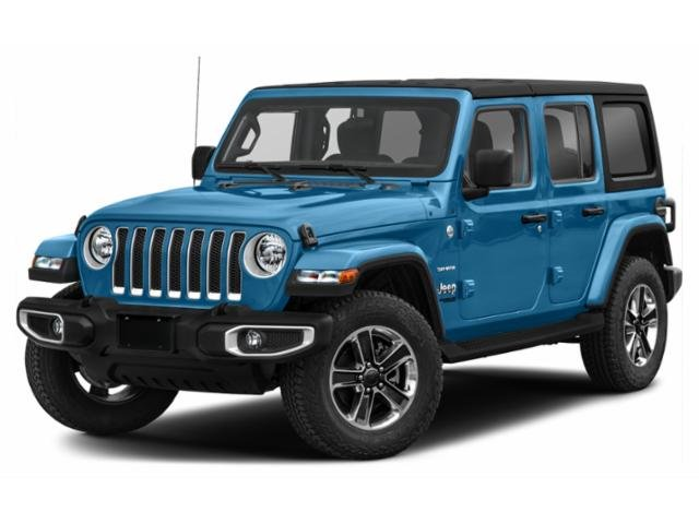 2021 Jeep Wrangler Unlimited Willys Unlimited Willys 4x4 Gas/Electric V-6 3.6 L/220 [10]
