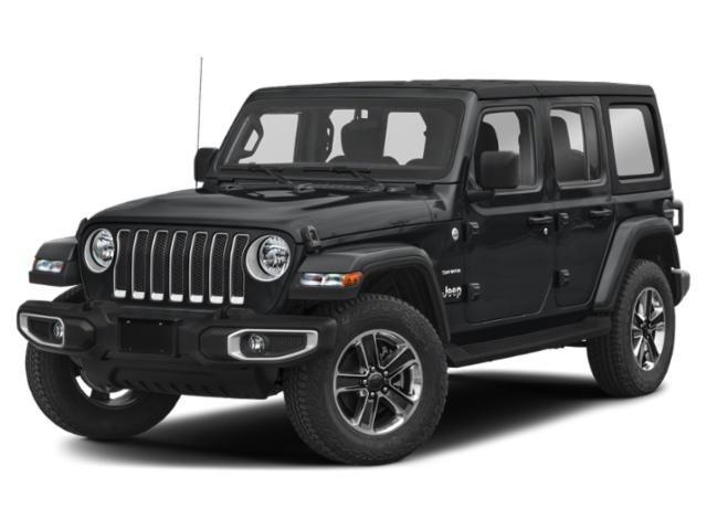 2021 Jeep Wrangler Unlimited Sahara Altitude Sahara Altitude Unlimited 4x4 Intercooled Turbo Premium Unleaded I-4 2.0 L/122 [15]