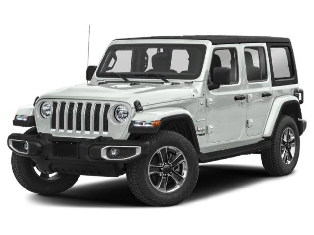 2021 Jeep Wrangler Sahara Altitude Sahara Altitude Unlimited 4x4 Intercooled Turbo Premium Unleaded I-4 2.0 L/122 [13]