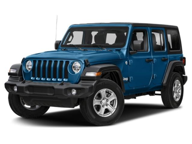 2021 Jeep Wrangler Unlimited Sport S Unlimited Sport S 4x4 Gas/Electric V-6 3.6 L/220 [0]
