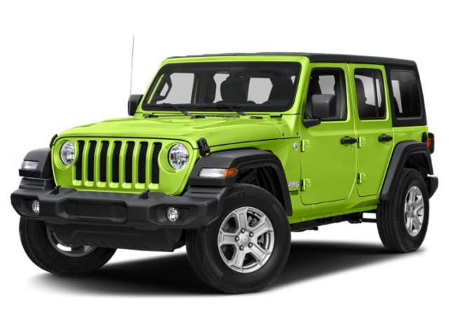 2021 Jeep Wrangler Unlimited Sport S Unlimited Sport S 4x4 Gas/Electric V-6 3.6 L/220 [5]