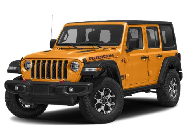 2021 Jeep Wrangler Unlimited Rubicon Unlimited Rubicon 4x4 Intercooled Turbo Diesel V-6 3.0 L/182 [17]