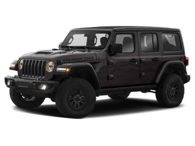 2021 Jeep Wrangler Unlimited Rubicon 392 Unlimited Rubicon 392 4x4 Premium Unleaded V-8 6.4 L/392 [5]