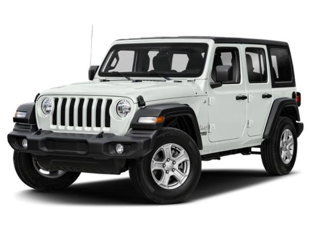 2021 Jeep Wrangler Rubicon Rubicon Unlimited 4x4 Intercooled Turbo Premium Unleaded I-4 2.0 L/122 [1]