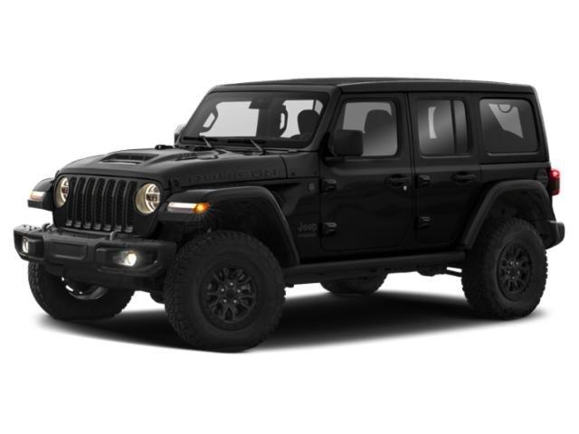 2021 Jeep Wrangler Unlimited Rubicon 392 Unlimited Rubicon 392 4x4 Premium Unleaded V-8 6.4 L/392 [0]